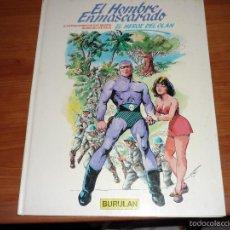 Cómics: EL HOMBRE ENMASCARADO Nº 3 - EL HEROE DEL OLAN - BURULAN (TAPA DURA). Lote 57273953