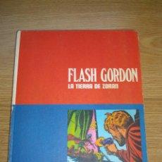 Cómics: HEROES DEL COMIC - FLASH GORDON - TOMO 5 - LA TIERRA DE ZORAN - BURU LAN - AÑO 1972 - BUEN ESTADO. Lote 57292231