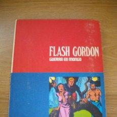 Cómics: HEROES DEL COMIC - FLASH GORDON - TOMO 7 - GUERRA EN MONGO - BURU LAN - AÑO 1972 - BUEN ESTADO. Lote 57292243