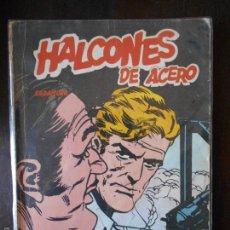 Cómics: HALCONES DE ACERO Nº 4 - KADAITCHA - BURULAN - LEER DESCRIPCION (Y1). Lote 57342622