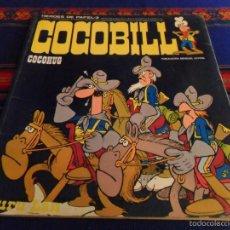 Cómics: HÉROES DE PAPEL Nº 3 COCOBILL, COCOHUG. BURU LAN 1973. 50 PTS. DIFÍCIL!!!!. Lote 57366712
