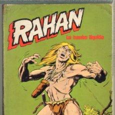 Cómics: TEBEOS-COMICS CANDY - RAHAN - ALBUM - BURULAN - 4 AVENTURAS COMPLETAS - ORIGINAL- RARISIMO - *BB99. Lote 57430922
