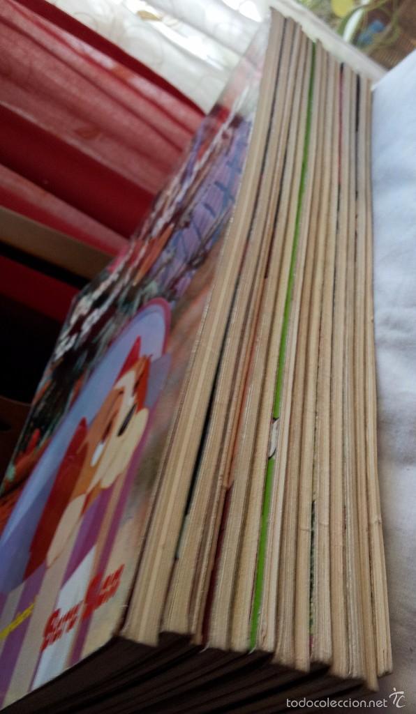Cómics: LOTE GIGANTES DE DISNEY 50 AÑOS FELICES 1973 - 1974: (13 tomos). BURU-LAN EDICIONES - Foto 6 - 57436967