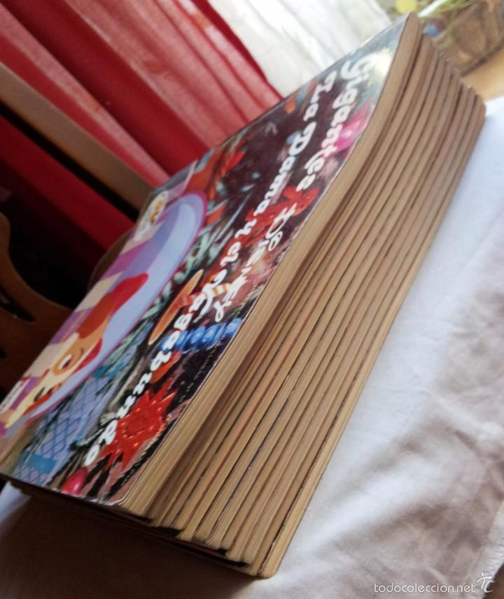 Cómics: LOTE GIGANTES DE DISNEY 50 AÑOS FELICES 1973 - 1974: (13 tomos). BURU-LAN EDICIONES - Foto 8 - 57436967