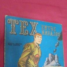 Cómics: TEX. Nº 12. ENTRE NAVAJOS. BURU LAN.. Lote 57497292