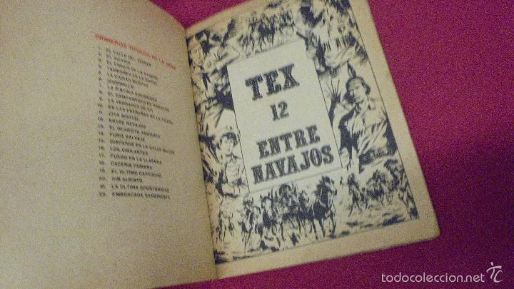 Cómics: TEX. Nº 12. ENTRE NAVAJOS. BURU LAN. - Foto 2 - 57497292