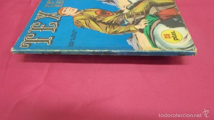 Cómics: TEX. Nº 12. ENTRE NAVAJOS. BURU LAN. - Foto 5 - 57497292