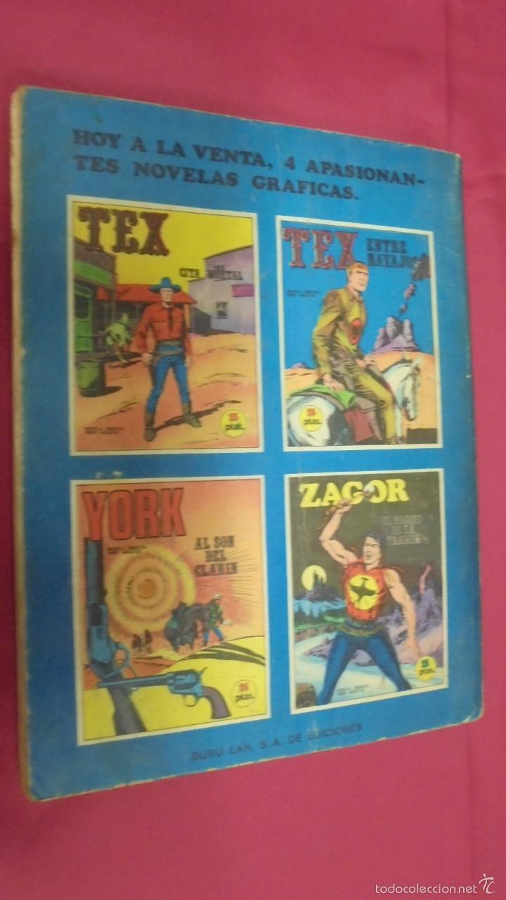 Cómics: TEX. Nº 12. ENTRE NAVAJOS. BURU LAN. - Foto 6 - 57497292