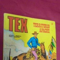 Cómics: TEX. Nº 23. TERRITORIO APACHE. BURU LAN.. Lote 57498594