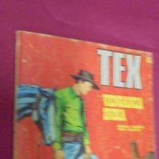 Cómics: TEX. Nº 25. VENGANZA INDIA. BURU LAN.. Lote 57498726