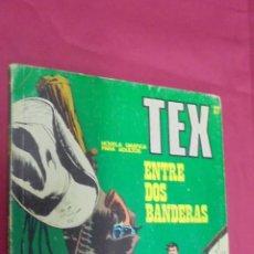 Cómics: TEX. Nº 27. ENTRE DOS BANDERAS. BURU LAN.. Lote 57498893