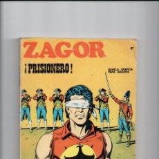 Cómics: ZAGOR Nº 47 BURU LAN. Lote 57530727