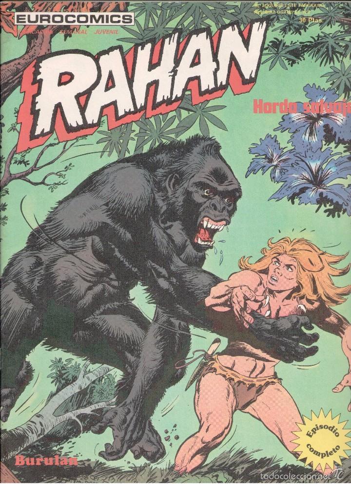 RAHAN Nº 1 BURU LAN (Tebeos y Comics - Buru-Lan - Rahan)