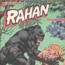 Cómics: RAHAN Nº 1 BURU LAN. Lote 57532817