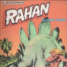 Cómics: RAHAN Nº 3 BURU LAN. Lote 57582368
