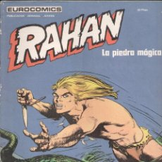 Cómics: RAHAN Nº 4 BURU LAN. Lote 57582383