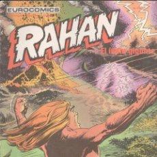 Cómics: RAHAN Nº 5 BURU LAN. Lote 57582402