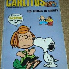 Cómics: CARLITOS Nº 7 - BURU LAN 1971 - CON EL CARTEL - ORIGINAL. Lote 57619855