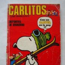 Carlitos y los cebollitas nº 8