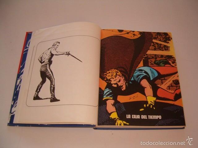 Cómics: JAVIER DE ARAMBURU (DIR.). Héroes del Cómic. Flash Gordon: La tierra de Zoran. Tomo 5. RM75512. - Foto 3 - 57930905