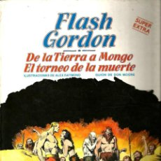 Cómics: COMIC FLASH GORDON ( SUPER EXTRA, TAPA DURA, EDITADO POR BURULAN EN 1984. Lote 57932121