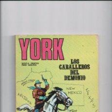 Comics - YORK Nº 3 BURU LAN 1971 - 58001298