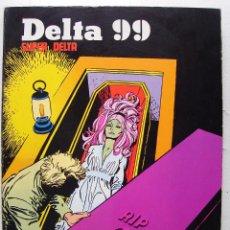 Cómics: DELTA 99, SUPER DELTA (TOMO Nº 2). EPISODIOS COMPLETOS. BURU LAN, S.A. EDICIONES. Lote 58079740