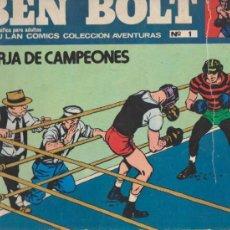 Cómics: BRN BOLT Nº 1.. Lote 36756974