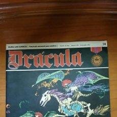 Cómics: COMIC TEBEO. DRACULA. EL DIABLO EN LA TORMENTA. BURU LAN. Lote 58184677