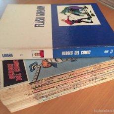 Cómics: FLASH GORDON- BURULAN, 1971 TOMO 1 + 24 SUELTOS + TODOS 20 TOMO 0 SIN ENCUADERNAR. Lote 58299455