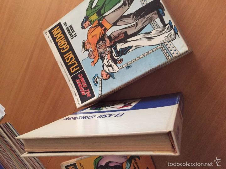 Cómics: Flash Gordon- BURULAN, 1971 Tomo 1 + 24 sueltos + Todos 20 tomo 0 SIN ENCUADERNAR - Foto 4 - 58299455