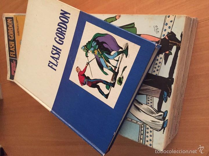 Cómics: Flash Gordon- BURULAN, 1971 Tomo 1 + 24 sueltos + Todos 20 tomo 0 SIN ENCUADERNAR - Foto 5 - 58299455