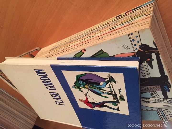 Cómics: Flash Gordon- BURULAN, 1971 Tomo 1 + 24 sueltos + Todos 20 tomo 0 SIN ENCUADERNAR - Foto 6 - 58299455