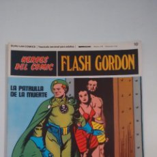Cómics: HEROES DEL COMIC. FLASH GORDON Nº 10. LA PATRULLA DE LA MUERTE. 1971 BURU LAN.. Lote 58382129