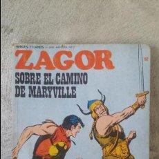 Cómics: ZAGOR BURU LAN NÚMERO 57. Lote 58606627