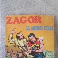 Cómics: ZAGOR BURU LAN NÚMERO 18. Lote 58606736