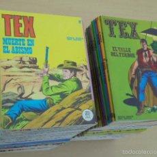 Cómics: TEX COMPLETA 92 NUMS. BURU LAN EDICIONES ----- BUEN ESTADO -----. Lote 58807866