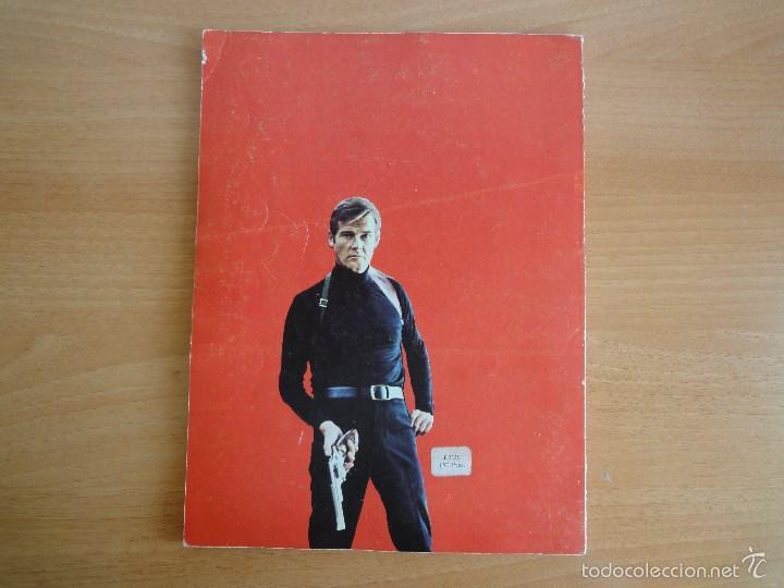 Cómics: James Bond. El Rio de La Muerte (Colección Agentes Secretos Burulan) Titulo Num. 3 - 1974 - Foto 2 - 59167305