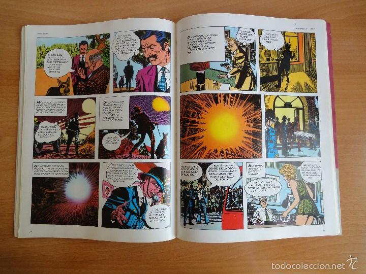 Cómics: James Bond. El Rio de La Muerte (Colección Agentes Secretos Burulan) Titulo Num. 3 - 1974 - Foto 3 - 59167305