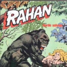 Cómics: RAHAN , BURULAN 1974 - 4 TOMOS DE 60 PÁGINAS UNIDAD, VER IMAGENES. Lote 59756880