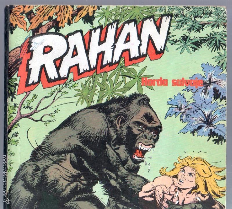 Cómics: RAHAN , BURULAN 1974 - 4 TOMOS DE 60 PÁGINAS UNIDAD, VER IMAGENES - Foto 2 - 59756880