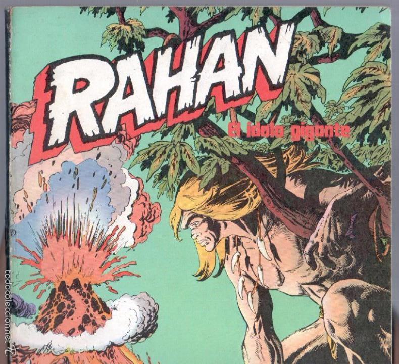 Cómics: RAHAN , BURULAN 1974 - 4 TOMOS DE 60 PÁGINAS UNIDAD, VER IMAGENES - Foto 5 - 59756880