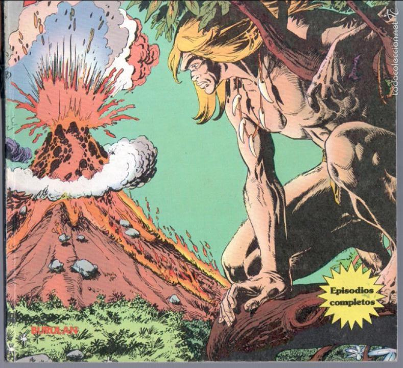 Cómics: RAHAN , BURULAN 1974 - 4 TOMOS DE 60 PÁGINAS UNIDAD, VER IMAGENES - Foto 6 - 59756880