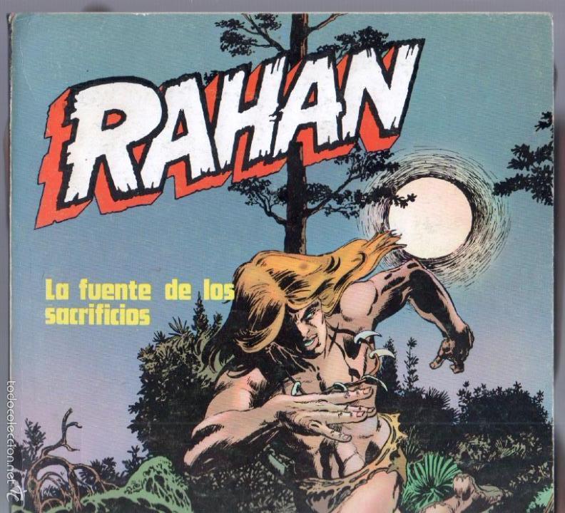 Cómics: RAHAN , BURULAN 1974 - 4 TOMOS DE 60 PÁGINAS UNIDAD, VER IMAGENES - Foto 8 - 59756880