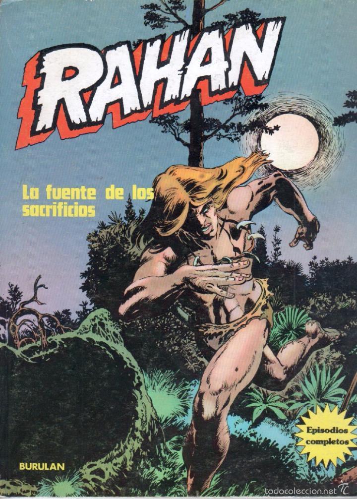 Cómics: RAHAN , BURULAN 1974 - 4 TOMOS DE 60 PÁGINAS UNIDAD, VER IMAGENES - Foto 9 - 59756880