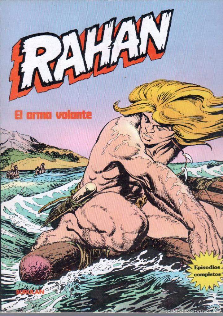 Cómics: RAHAN , BURULAN 1974 - 4 TOMOS DE 60 PÁGINAS UNIDAD, VER IMAGENES - Foto 10 - 59756880