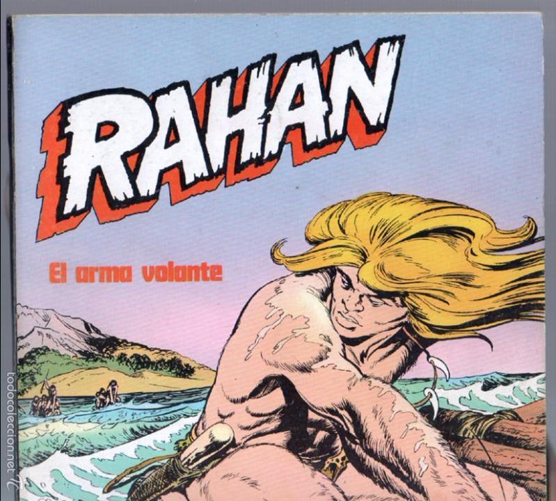 Cómics: RAHAN , BURULAN 1974 - 4 TOMOS DE 60 PÁGINAS UNIDAD, VER IMAGENES - Foto 11 - 59756880