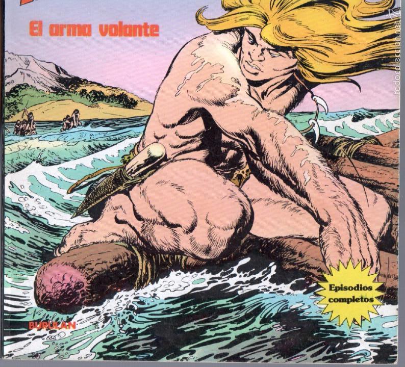 Cómics: RAHAN , BURULAN 1974 - 4 TOMOS DE 60 PÁGINAS UNIDAD, VER IMAGENES - Foto 12 - 59756880