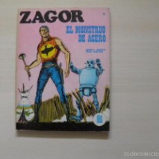 Cómics: TEBEO DE ZAGOR. Lote 59840602