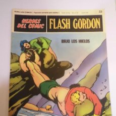 Cómics: FLASH GORDON - NUM 33 - COLECCION HEROES DEL COMIC - BURU LAN - AÑOS 70 - MBE. Lote 60274715